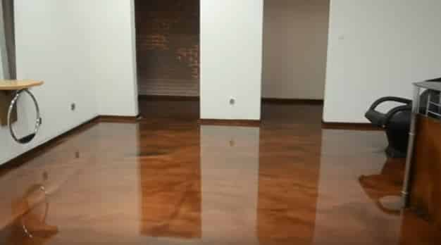 Concrete Services - Epoxy Flooring Lawrence